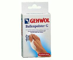 Gehwol - G-Накладка  на  большой пал., 1 шт