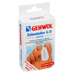 Gehwol - Гель-корректор G D, сред., 3 шт