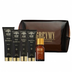 Greymy Travel kit - Дорожный набор 6 предметов
