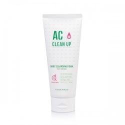 Etude House ET.AC.C. Cleansing Foam -  Пенка для проблемной кожи, 150 мл