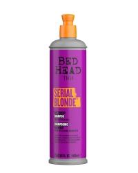 TIGI Bed Head Serial Blonde - Шампунь для блондинок 400 мл
