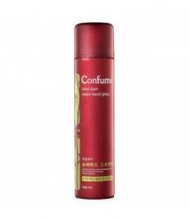 Welcos Confume Total Hair Superhard Spray - Лак для волос сильной фиксации, 300 мл