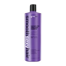Sexy Hair Sulftate Free Smoothing Shampoo - Шампунь разглаживающий без сульфатов, 1000 мл