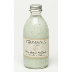 Egomania Milk Peel the cucumber and melon - Молочко-пилинг Огурец и Дыня 250 мл