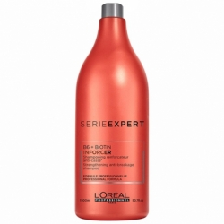 L'oreal professionnel inforcer anti-breakage shampoo - Шампунь Инфорсер укрепляющий против ломкости волос, 1500 мл