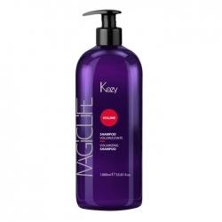 Kezy Magic Life Volumizing Shampoo - Шампунь для объема, 1000мл