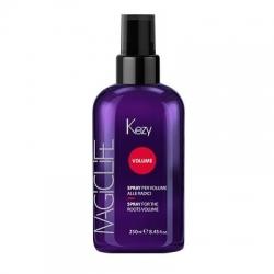 Kezy Magic Life Volumizing Spray - Спрей для прикорневого объема, 250мл