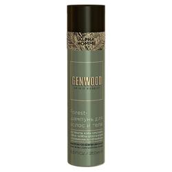 Estel Alpha Homme Genwood Forest - Шампунь для волос, 250 мл