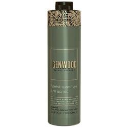 Estel Alpha Homme Genwood Forest - Шампунь для волос, 1000 мл