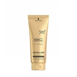 Schwarzkopf Professional Bonacure Excellium Taming Shampoo - Смягчающий шампунь, 200 мл