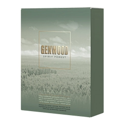 Estel Alpha Homme Genwood Travel Kit - Набор (шамп60мл, гель-масло д/бритья, гель-крем д/лица, дез-нт, минер з/паста, з/щет)
