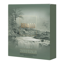 Estel Alpha Homme Genwood Care Kit - Набор (шампунь, пена для лица и бороды, гель-крем для лица, крем для рук)
