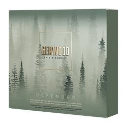 Estel Alpha Homme Genwood Defender Kit - Набор (шам250мл, пена д/лиц и бор150мл, гель-крем д/лиц50мл, крем д/рук100мл, з/п)