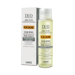 Guam Duo Жидкость для пропитки бинтов с охлаждающим эффектом 250 мл