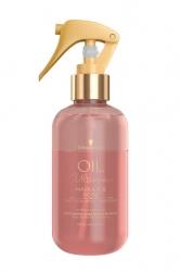 Schwarzkopf Oil Ultime Light Oil In Spray Conditioner - Спрей-кондиционер для тонких и нормальных волос, 200 мл