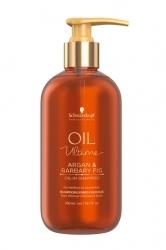 Schwarzkopf Oil Ultime Oil-in-Shampoo - Шампунь для жестких и средних волос, 300 мл
