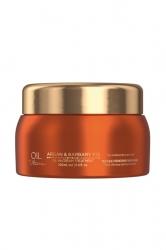 Schwarzkopf Oil Ultime Oil-in-Cream Treatment - Маска для жестких и средних волос, 200 мл