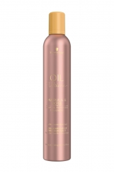 Schwarzkopf Oil Ultime Light Oil In Mousse Treatment - Маска-мусс для тонких и нормальных волос, 500 мл