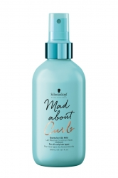Schwarzkopf Mad About Curls Quencher Oil Milk - Масляное молочко, 200 мл