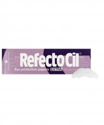 RefectoCil - Салфетки под ресницы очень мягкие (Eye protection papers EXTRA), 80 шт