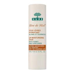 Nuxe Reve de Miel Lip Moisturizing Stick Рэв Де Мьель стик для губ 4 гр