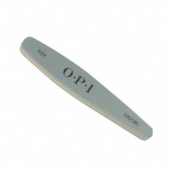 OPI Flex File 220/280 grit - Бафф серебряный   220/280
