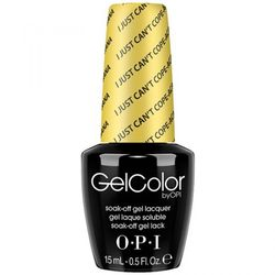Opi GelColor T I Just Can't Cope-acabana, - Гель-лак для ногтей, 15мл