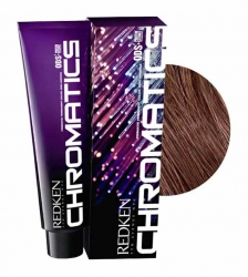Redken Chromatics - Краска для волос без аммиака 6.35/6Gm золотистый мокка 60мл