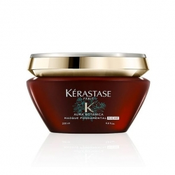 Kerastase Aura Botanica Masque Fundamental Absolu Riche - Маска для питания волос, 200 мл