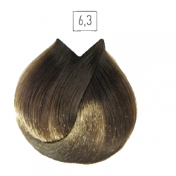 L'Oreal Professionnel Majirel - Краска для волос 6.3 (темный блондин золотистый), 50 мл