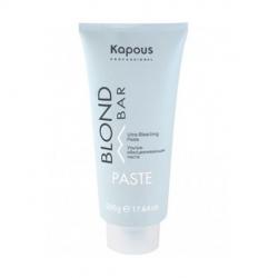 Kapous Blond Bar - Паста ультра-обесцвечивающая, 500г