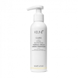 Keune Care Vital Nutr Thermal Cream - Крем термо-защита Основное питание 140 мл