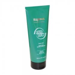 Kapous Professional Rainbow - Краситель прямого действия для волос, Зеленый 200мл