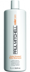 Paul Mitchell ColorCare Color Protect Daily Shampoo - Шампунь для защиты цвета, 1000мл