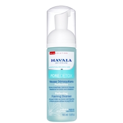 Mavala Pore Detox Perfecting Foaming Cleanser - Очищающая Пенка, 165 мл