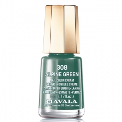 Mavala - Лак для ногтей тон 308 Альпийский лес/Alpine Green, 5 мл