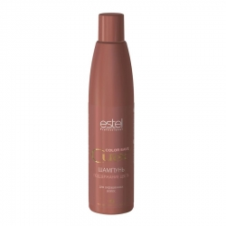 Estel Curex Color Save - Шампунь поддержание цвета для окрашенных волос, 300 мл