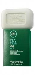 Paul Mitchell Tea Tree Body Bar - Мыло на основе масла чайного дерева 150 гр
