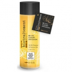 Brelil Bio Traitement Beauty Oil Luxury Infusion - Многофунциональное масло для волос, лица и тела, 100 мл