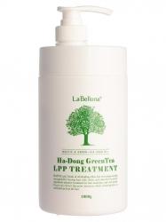 Lombok GREENTEA Mastic LPP Treatment - Маска для волос укрепляющая, 1000 мл