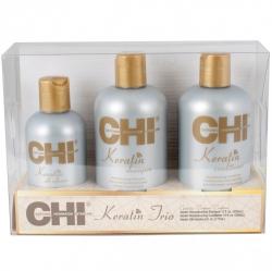 CHI Keratin Trio Kit - Набор Чи Кератин Трио (355мл+355мл+177мл)