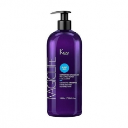 Kezy Magic Life Blond Hair Energizing Shampoo - Шампунь укрепляющий для светлых волос, 1000мл