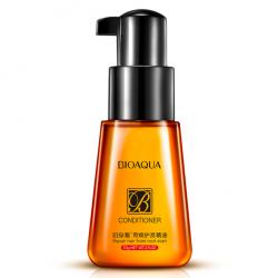Bioaqua - Флюид для гладкости и блеска волос, 70 мл