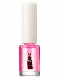 The Saem Nail Wear Tone-Up Pink Base - База для ногтей, 7 мл