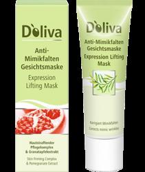 Doliva - Маска для лица против мимических морщин, 30 мл