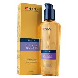 Indola Glamorous Oil – Несмываемая маска (масло) «Чарующее сияние» 75 мл