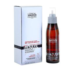 L'Oreal Professionnel Homme / Мужская Линия - Уход от выпадения волос Ренаксил прогрессирующее выпадение 125 мл
