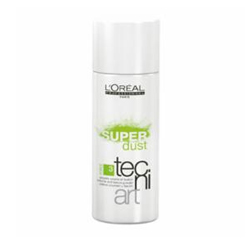 L'Oreal Professionnel Tecni. Art Super Dust - Пудра для объема и фиксации (фикс.3) 7 гр