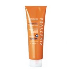 Lebel Proscenia Treatment M - Маска для окрашенных волос и волос после химического выпрямления 240 мл