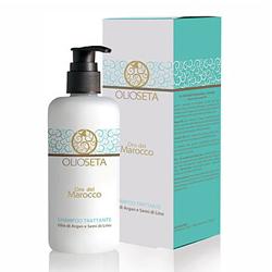 Barex Olioseta Oro del Marocco Nourishing Shampoo - Питательный шампунь с маслом арганы и маслом семян льна 250 м